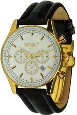 Wmc Timepieces chronograph reloj hombre quarzuhrmodell Esquire Chrono # 2026