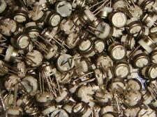 One Lot (50) pieces 100K Trim Pots - Bourns 3329H / Beckman 62Mr100K - mixed lot