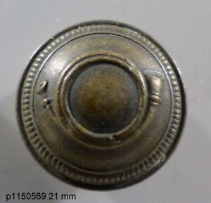 Bouton  Ancien Militaire :    Chasseur  21 mm  P1150569