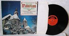 MANTOVANI CHRISTMAS ALBUM 33 LP Pickwick International Printed in England