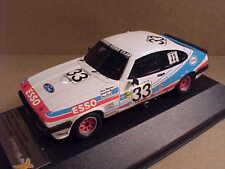 1/43 PREMIUM X Ford Capri, 3rd 1981 Spa 24 Hr, ESSO #33