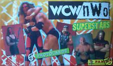 WCW WRESTLING NWO SUPER STARS BOOSTER PACK NEW & SEALED
