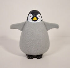 "2011 Atticus 3"" Penguin PVC Action Figure Burger King Happy Feet 2"