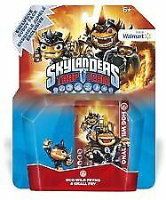 ACTIVISION Skylanders Trap Team Mini Double Pack Rhyno  Compatible fryno Hybr