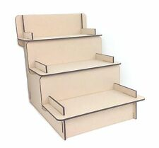 Laser Cut 6mm Quality Flat packed Tired Shelving