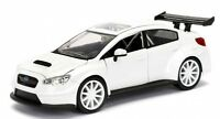 JADA TOYS FAST & FURIOUS model cars NISSAN R35 ICE CHARGER PLYMOUTH SUBARU 1:24