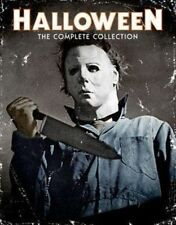 Halloween The Complete Collection - Blu-ray Region 1