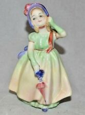 "Royal Doulton ""Babie Hn 1679"" Porcelain Lady Figurine (Made In England)"