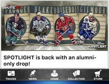 ALUMNI SPOTLIGHT SERIES 3 15 CARD SET-TOPPS SKATE 20 DIGITAL