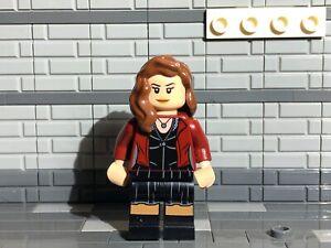 Lego Marvel Ultron Scarlet Witch Minifigure (76031) sh174