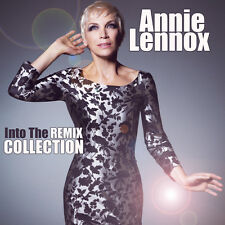 Annie Lennox Postcard + Remix Collection CD / Eurythmics Little Bird Why Mixes