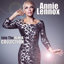 Annie Lennox Remix Collection CD / Eurythmics Little Bird Why dj mixes Postcard