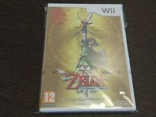 The Legend Of Zelda: Skyward Sword Ed.Limitada Nuevo  - Pal España Nintendo Wii