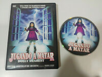Dolly Dearest Jugando a Matar - Maria Lease DVD Region Free Español English