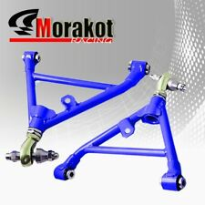 For 240SX S13 S14 89-98 Suspension Upgrade Rear Lower Control Arm Kits Blue