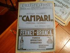 L'illustrazione italiana 50 del 1928  carlo quinzani giorgio V sigrid undset