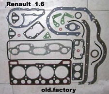 * RENAULT R12  1.6 engine gasket set   NEW RECENTLY MADE