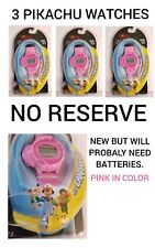 NEW TRENDMASTERS C-WATCH C-PLANET POKEMON Watch 4 Charmander Pink FACTORY SEALED