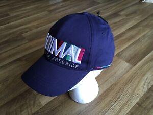 ANIMAL FREERIDE CAP, BASEBALL CAP, UNUSED, OFFICIAL ANIMAL PRODUCT. BLUE, #2617