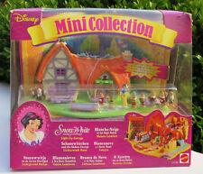 MINI POLLY POCKET New Disney Tiny collection Snow White and the Seven Dwarfs