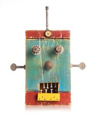 Folk Art Robot Head by Anthony Pack