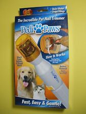 PediPaws PP1 Battery Powered Nail Trimmer for Pets LOC 9C