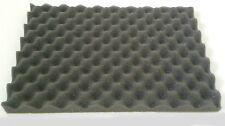 8 TASSELLI Acoustic Foam pannelli buone cure Contorto UOVO profilo