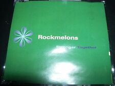 Rockmelons Stronger Together Australian Remixes CD Single – Like New