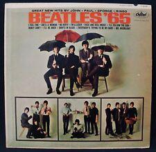 THE BEATLES-'65-Scranton Early Pressing Vinyl Album-CAPITOL #T-2228 mono