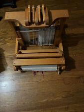 "Mountain Loom, 4 shaft, 10.5"" weaving width. Youngstown, Ohio"