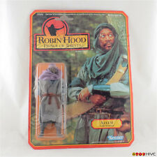 Robin Hood Prince of Thieves Azeem with Scimitar 1991 Kenner worn pack