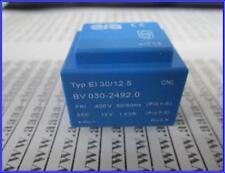 Print transformateur 400v/12v 1,5va type: BV 030-2492.01 1 pièces