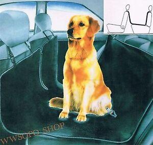 Auto Schondecke  mit RV teilbare Hunddecke Neu