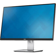 "Used Dell U2715H 27"" Widescreen 16:9 LED-lit LCD IPS Monitor HDMI DisplayPort"