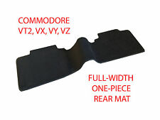 To suit CUSTOM FIT Tailored REAR Floor MAT Holden VT2 VX VY VZ COMMODORE