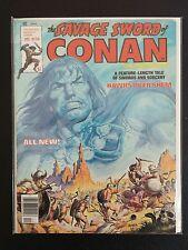 The Savage Sword of Conan # 36- Marvel Comic Magazine 1978