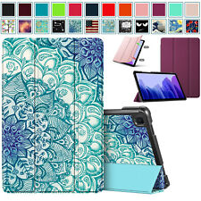 For Samsung Galaxy Tab A7 10.4'' SM-T500/505/507 Tri-Fold Stand Cover Slim Case