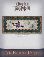 McKenna Ryan Once in a Boo Moon LKOBM01 Laser Cut KIT Which Witch is Which KIT