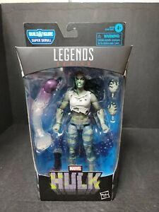 """Marvel Legends She-Hulk 6"""" inch Action Figure BAF Super Skrull New"""