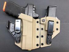IronXHolsters Vesuvius Flex - Glock Appendix Gun Holster