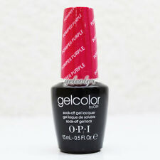 OPI GelColor Soak Off LED/UV Gel Nail Polish 15ml 0.5 oz Pompeii Purple #GCC09