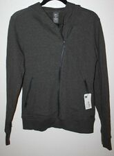 REI Roadtripper Chill Hoodie Jacket with Hood Zip Up Coal Sz. XS NWT