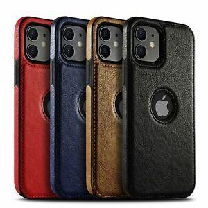 Hülle Für iPhone 13 Pro/Max/Mini Handyhülle Leder Slim Schutz Tasche Case Cover