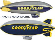 "NEW Pair of GOODYEAR Inflatable BLIMP 33"" NIP Scenery for Scalextric SCX LIONEL"
