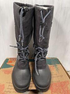 Sorel Kaufman Canada Snowcap Insulated Winter Boots Size 8, DISCONTINUED BNIB