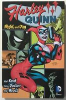 Harley Quinn: Night and Day TPB Fifth Printing - DC Comics 2013 - New and Unread