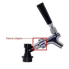 Faucet to Keg Disconnect Adapter, High Quality, Free Shipping in the Usa