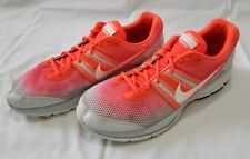 Mens Size 13 Grey Pink Nike Air Pegasus 29 Breathe Running Shoes 579955-810 used
