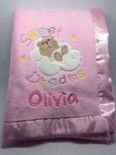 Unbranded Fleece Nursery Blankets & Throws