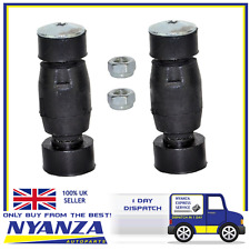 RENAULT CLIO KANGOO TWINGO ANTI ROLL BAR LINK BUSH DROP LINK PIN PAIR X 2